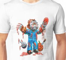 Freddy Of All Faces Unisex T-Shirt