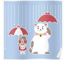 My Neighbor Puppycat Poster