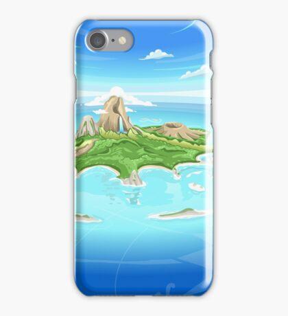 Adventure Island - Treasure Island iPhone Case/Skin