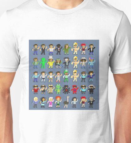 Paddy's Pub Characters  Unisex T-Shirt