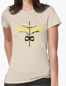 Yellow Bird Womens Fitted T-Shirt