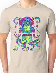 Sliced Monster Unisex T-Shirt