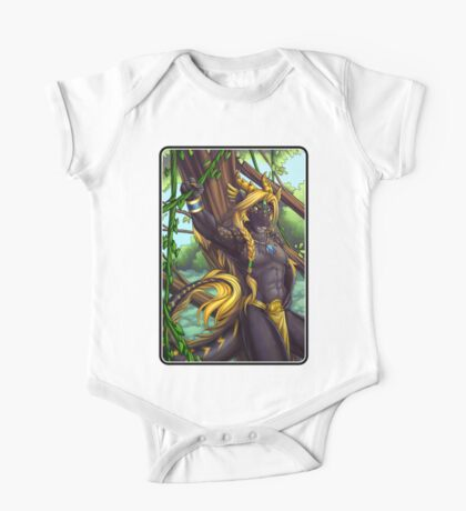 Forest Guardian Dragon One Piece - Short Sleeve