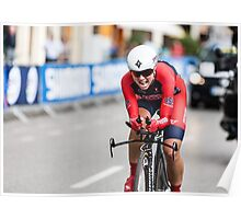 Evelyn Stevens (USA) Poster