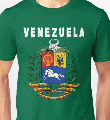 Venezuela Football & Soccer Team Unisex T-Shirt