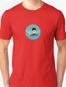 MAY THE VULCANS BE WITH YOU Unisex T-Shirt