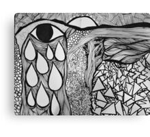 Geometric 6 Canvas Print