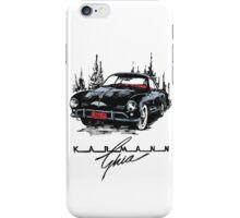 Karmann Ghia iPhone Case/Skin