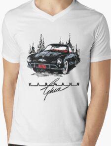 Karmann Ghia Mens V-Neck T-Shirt