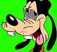 Trippin Goofy by Zachary Garrison
