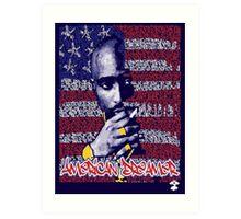 Tupac Shakur [American Dreamer] - Cloud Nine Art Print
