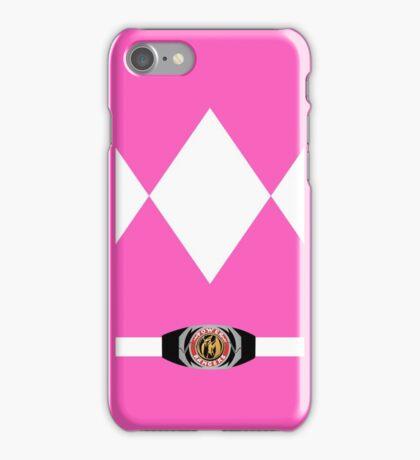 Pink Ranger Iphone Case iPhone Case/Skin