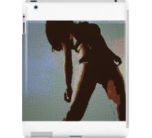 warsaw heart iPad Case/Skin