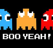 BooYeah! by Sarah Cave