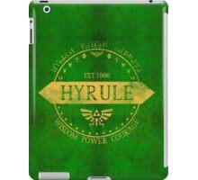 Kingdom of Hyrule iPad Case/Skin