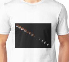 Total Lunar Eclipse October 2014 Unisex T-Shirt