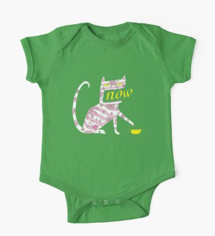 Now Cat Kids Clothes