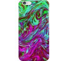Fluid Colors iPhone Case/Skin