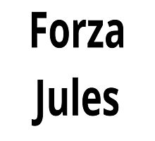 Forza Jules  Photographic Print