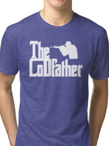 The CoDfather Gaming Tri-blend T-Shirt