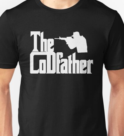 The CoDfather Gaming Unisex T-Shirt