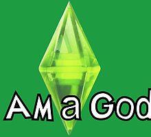 Sims God (1) by WondraBox
