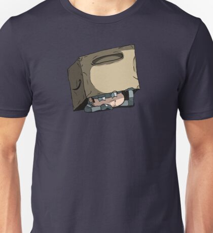 Snake in a Box Unisex T-Shirt