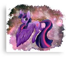 gotta go to space Canvas Print