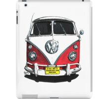 IF THE VAN IS A ROCKIN...  iPad Case/Skin