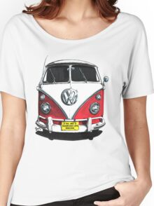 IF THE VAN IS A ROCKIN...  Women's Relaxed Fit T-Shirt