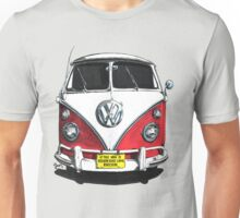 IF THE VAN IS A ROCKIN...  Unisex T-Shirt