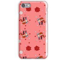 Cutie pie iPhone Case/Skin
