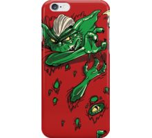 Don't Feed This Shirt After Midnight iPhone Case/Skin