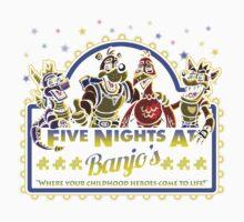 Five Nights at Banjo's Kids Clothes