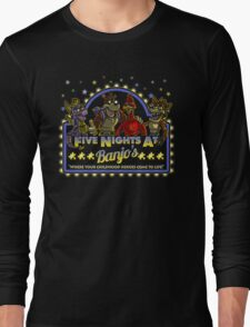 Five Nights at Banjo's Long Sleeve T-Shirt