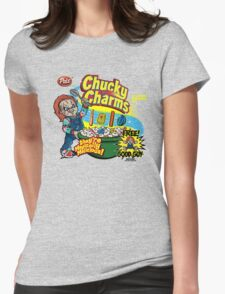 Chucky Charms Womens Fitted T-Shirt
