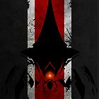 Mass effect poster + T-shirt by icedtees