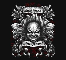 Third Time's the Charm Unisex T-Shirt