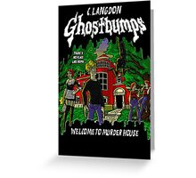 Ghostbumps Greeting Card