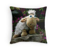 Antipodean Herdwick.........! Throw Pillow