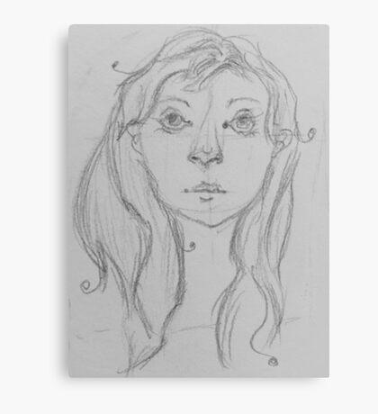 ::.Doodle.:: Canvas Print