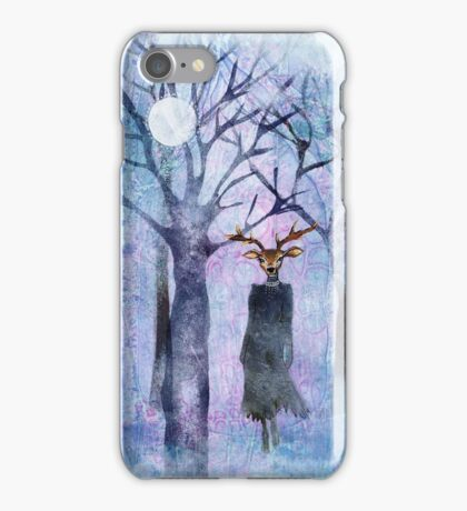 secret of the forest iPhone Case/Skin