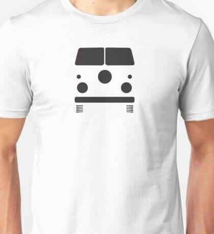 Split Shape VW Front Unisex T-Shirt