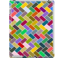 Colourful Mosaic Repeating Pattern iPad Case/Skin