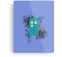 Where Would You Like to Start? - Doctor Who Metal Print