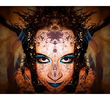 The explosion of my soul Photographic Print