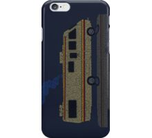 The Whole Story Wrapped up in one RV (Breaking Bad RV) iPhone Case/Skin