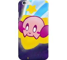 Flying on Warpstar iPhone Case/Skin