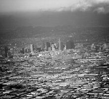 Los Angeles by lydiaprakel