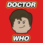 Doctor Who LEGO by The World Of Pootermobile